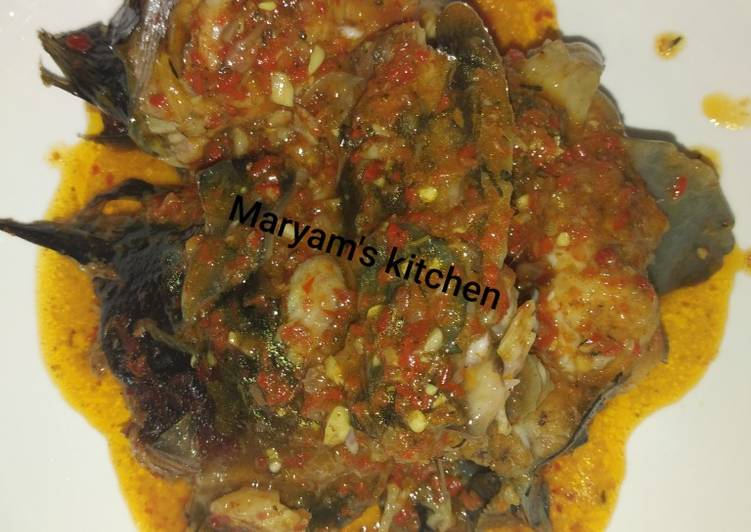 Easiest Way to Cook Perfect Peppered catfish