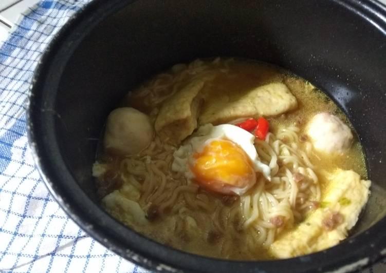 Resep Suki rasa empal gentong enak