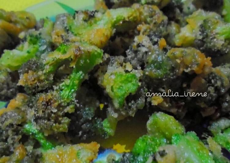 12 Resep: Brokoli goreng tepung kriuk Untuk Pemula!