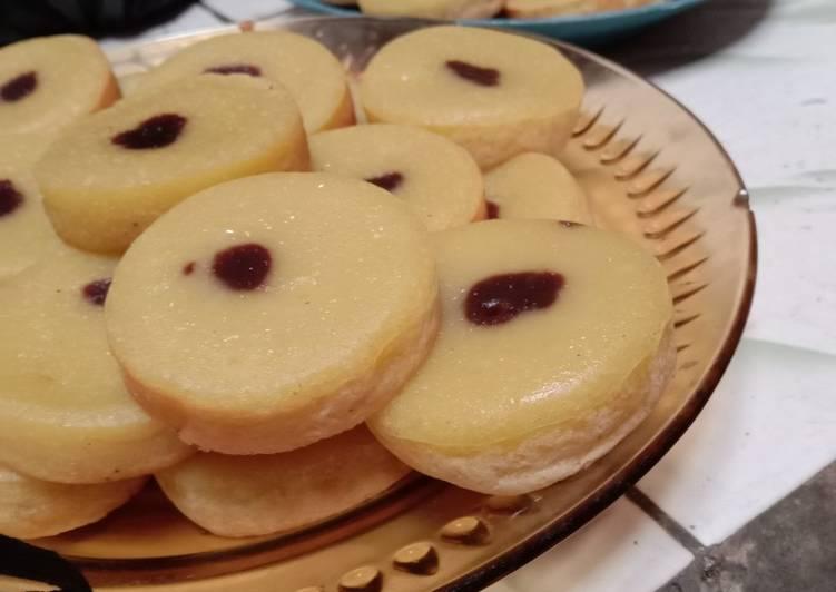 Kue lumpur kentang temen ngopi nyummy - cookandrecipe.com