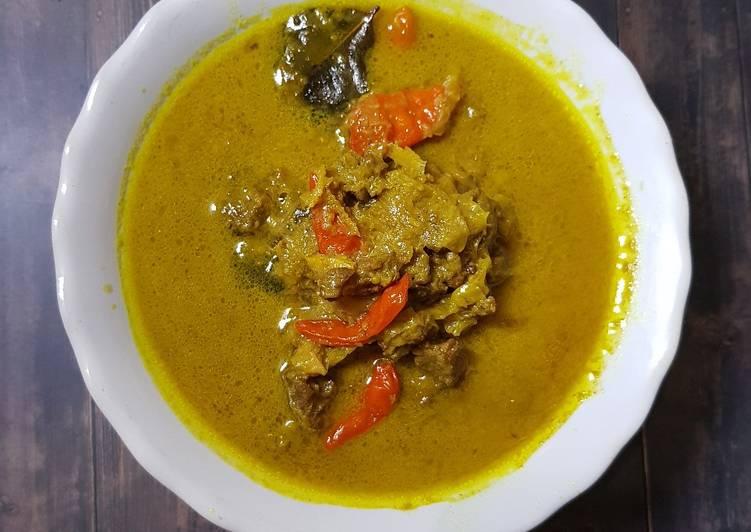 47. Tongseng Daging Sapi - cookandrecipe.com