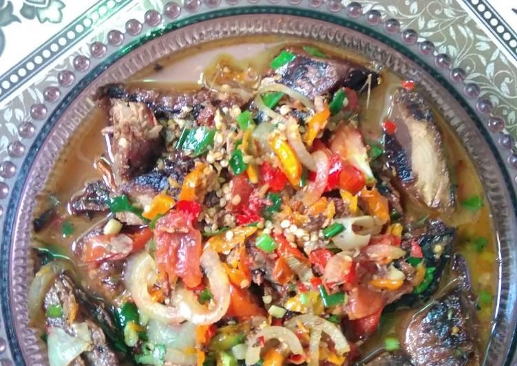Tongkol kuah pedas