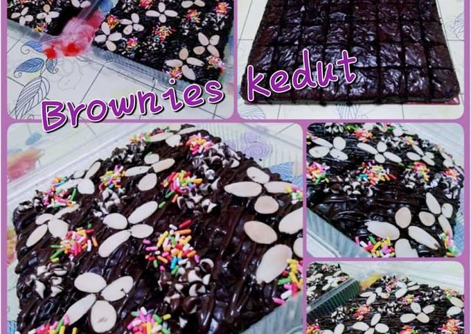 Brownies Kedut.