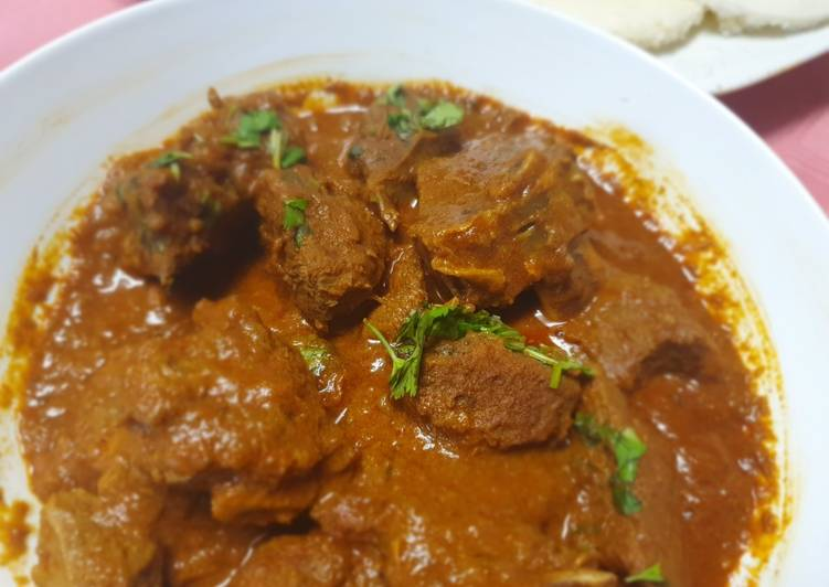 Beef Curry #mamataughtmewell