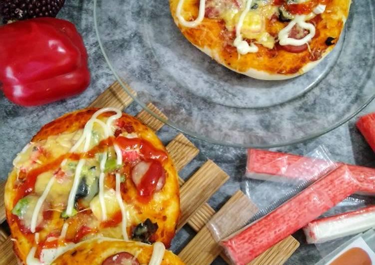 Resepi:  Pizza haak  Termudah