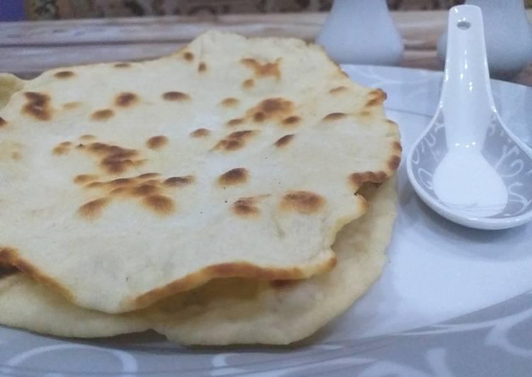 Steps to Prepare Favorite Naan Bread