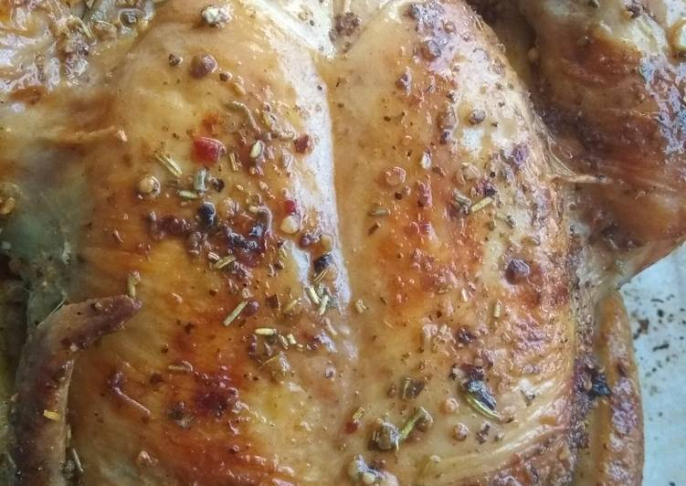 Chicken roast