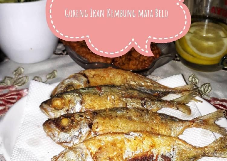 Goreng Ikan Kembung Mata Belo