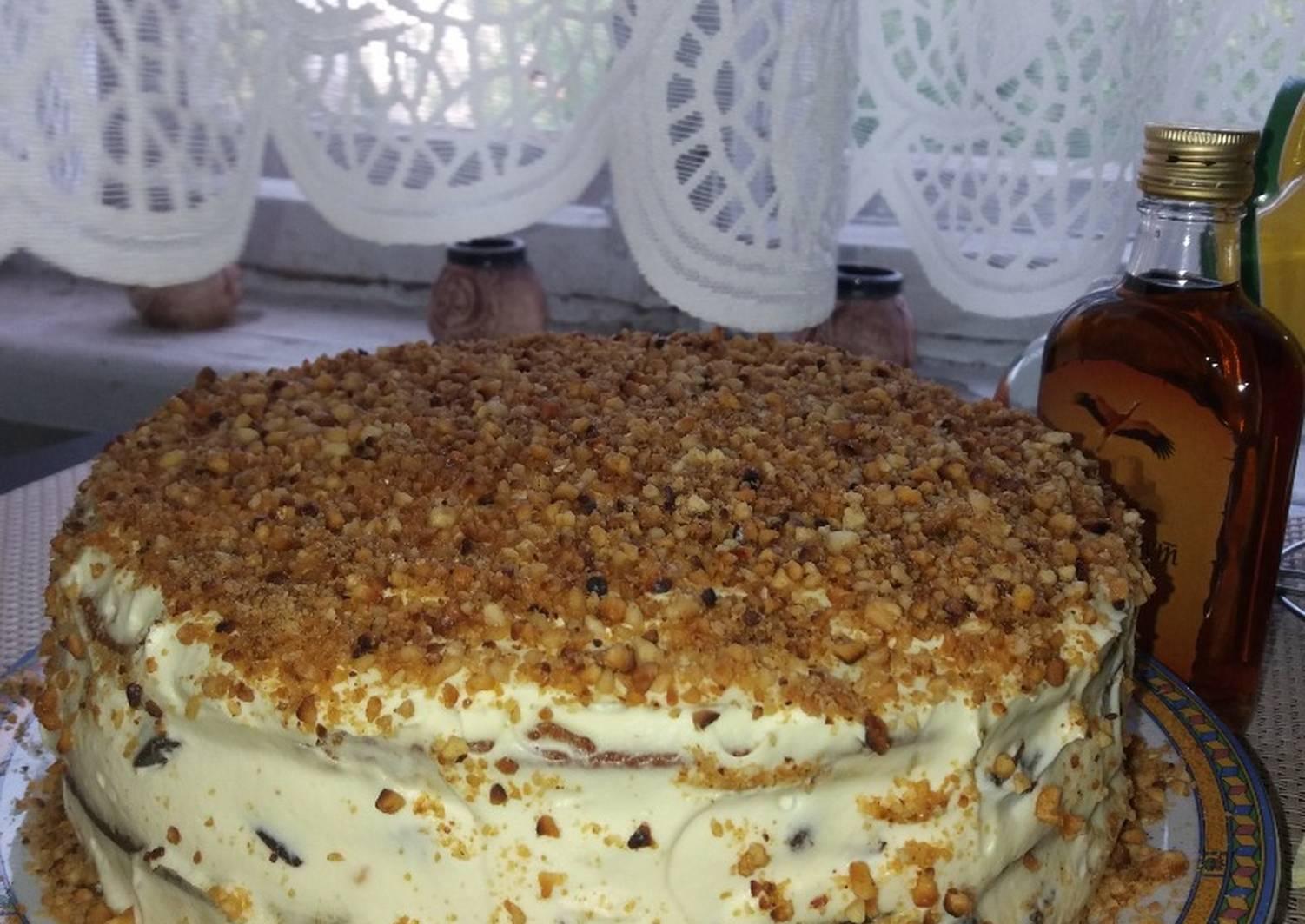 Торт елена рецепт с фото