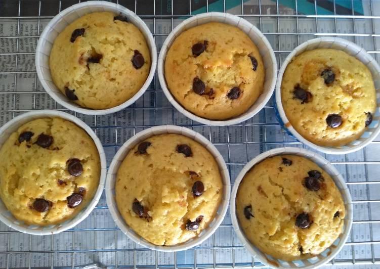 Muffin Vanilla Chocochips