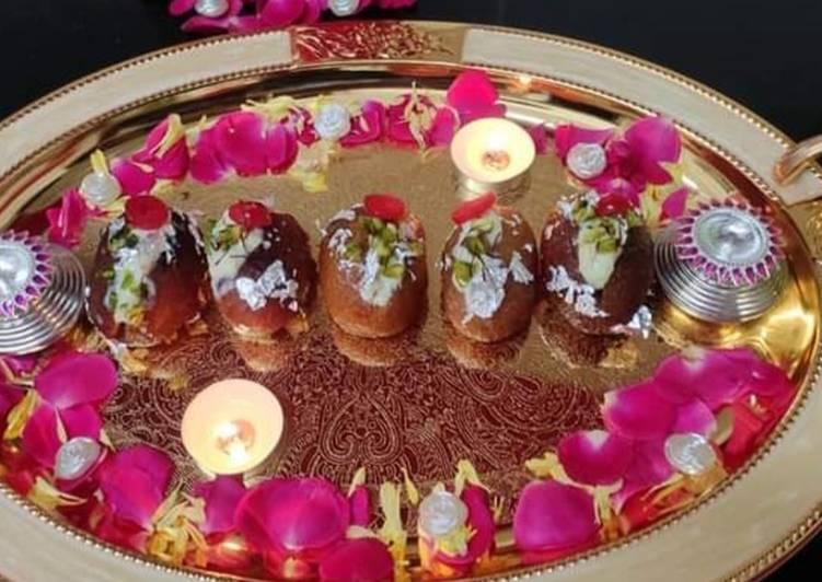 25 Minute Recipe of Fall Gulab Jamun