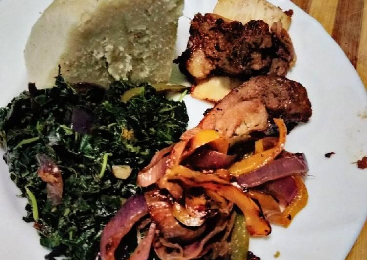 Recipe of Super Quick Homemade Grilled beef#themechallenge#beef