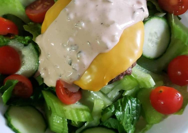 Easiest Way to Cook Perfect Animal Style Salad