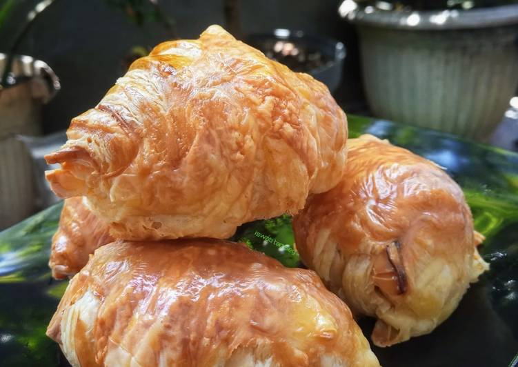 cheese-croissant-puff-pastry