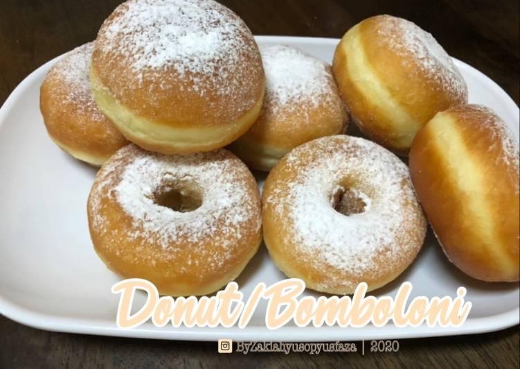 Donut/Bomboloni