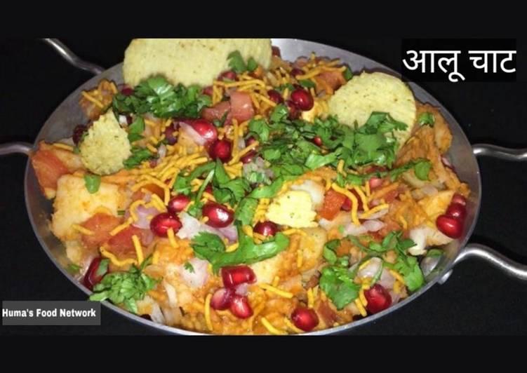 Aaloo Chaat