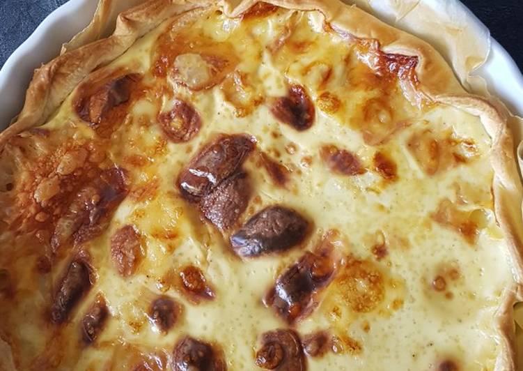 Recette: Tarte marroile