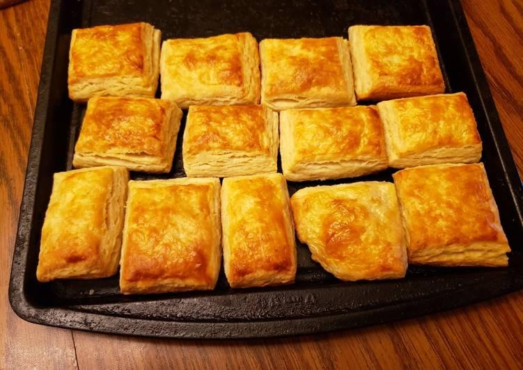 Recipe of Award-winning Flakey Buttermilk Biscuits