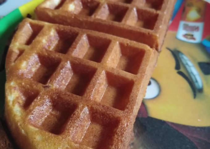 Waffle Crunchy
