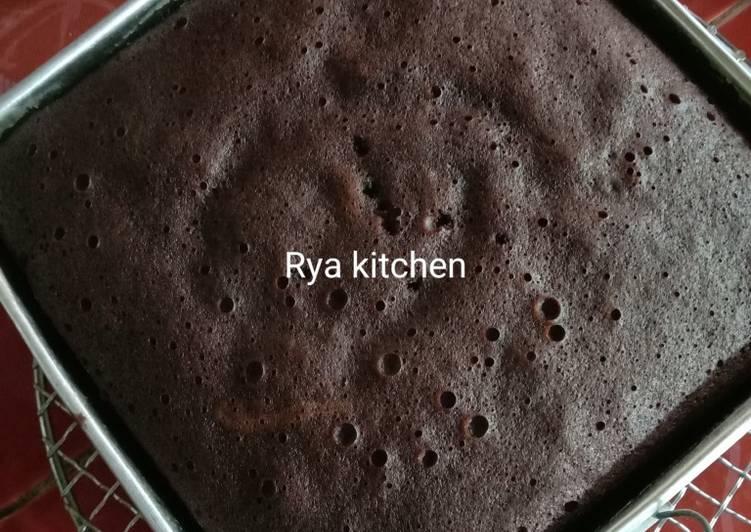 Brownies kukus ny.liem