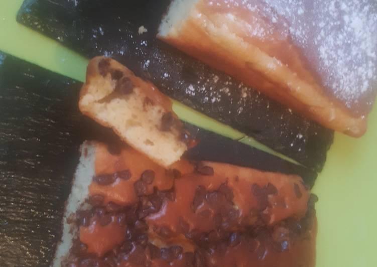 Le moyen le plus simple de Cuire Savoureux Gâteau au yaourt et aux pépites de chocolat