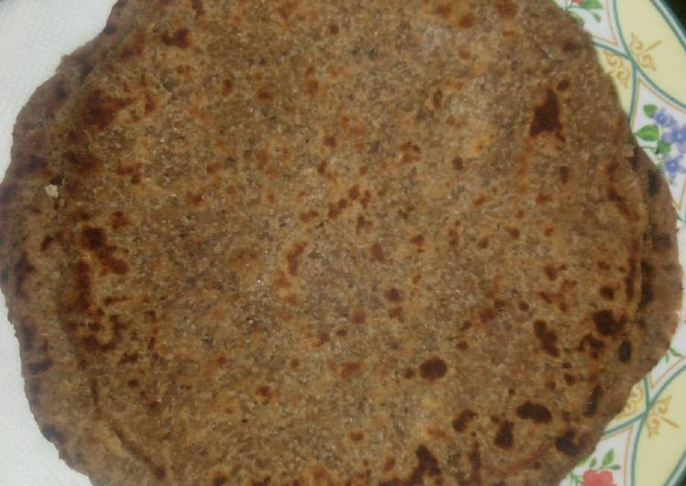 Recipe of Top-Rated High Fibre Chapati
