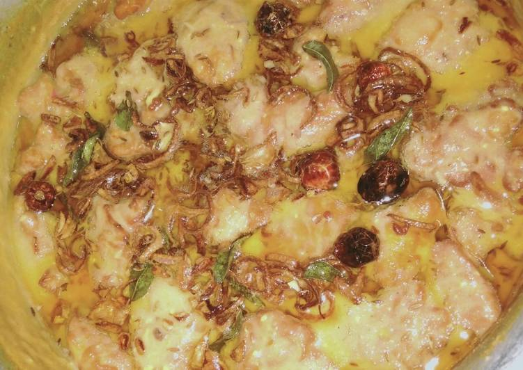 Recipe of Ultimate Karhi pakora