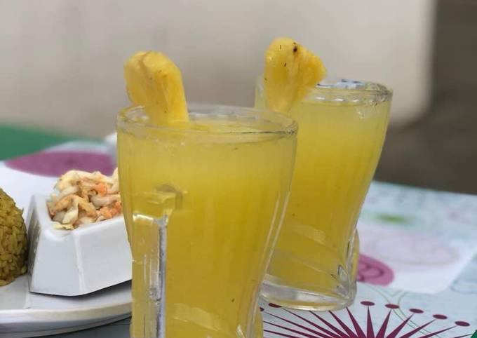 Orange&pineapple Lemonade