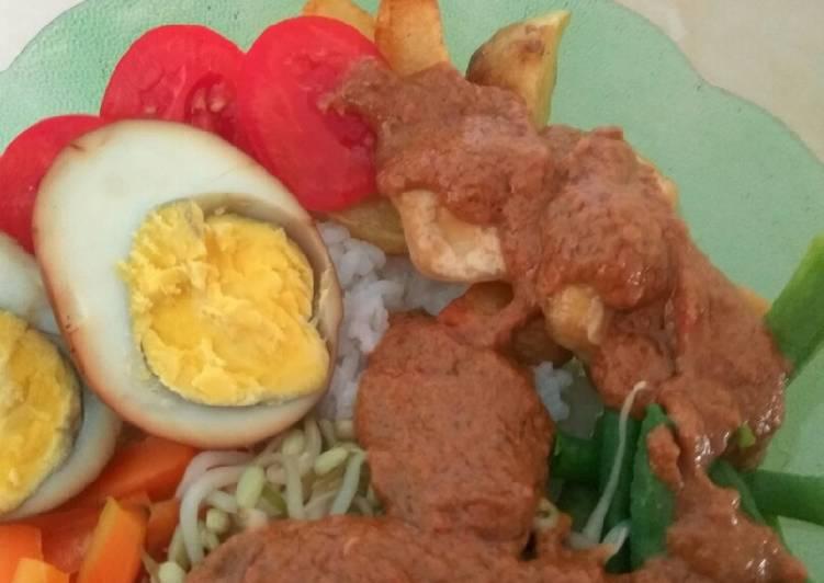 Langkah Mudah untuk Membuat Nasi pecel yang Lezat