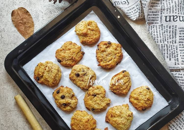 Almond Pulp Cookies|| Kukis Ampas Almond