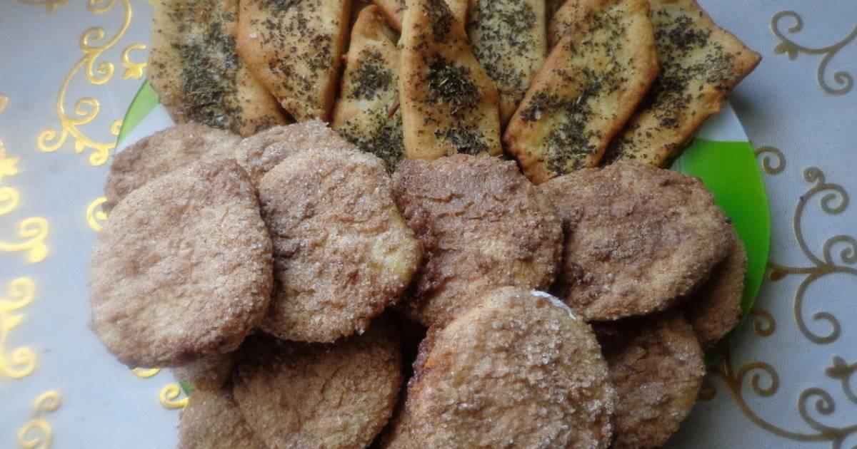 постные печенья рецепт с фото пошагово чтобы сэкономить время