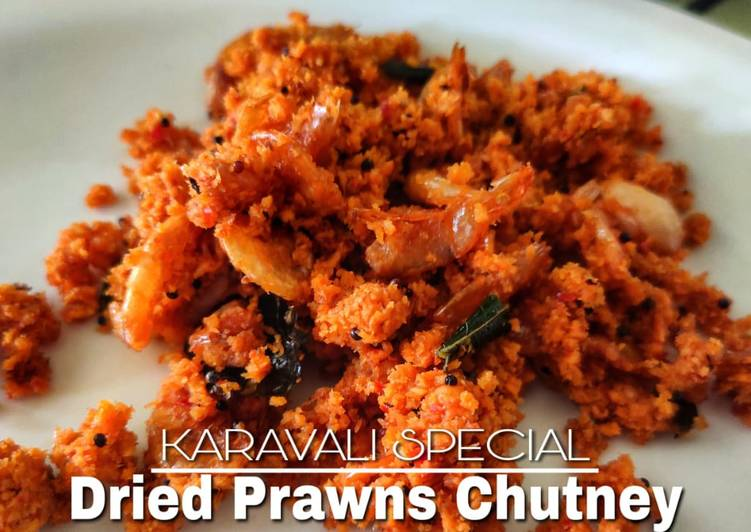 How to Cook Perfect Dried prawn chutney
