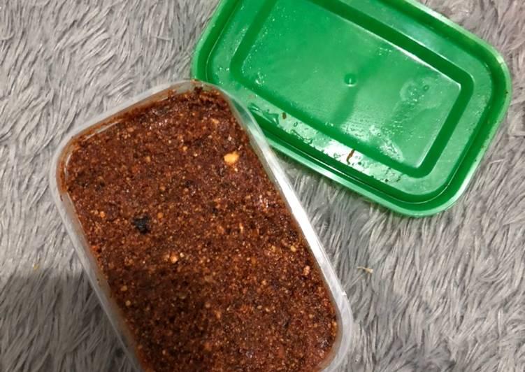 Permalink to Tips Membuat Bumbu pecel homemade Menggugah Selera