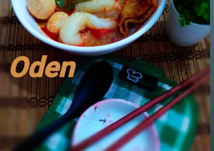 Oden Viral (Cita Rasa Malaysia)