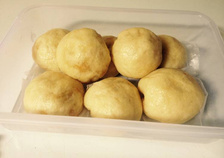Resep Adonan Roti Bakpao Ludes Isi Daging Ayam Paling Mudah