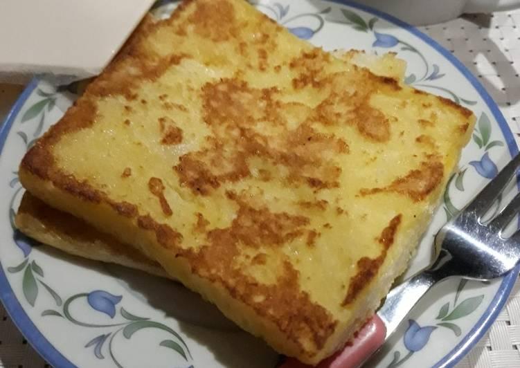 Resep Roti Bakar Telur Paling Top