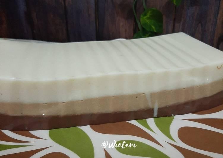 Cheese cake tiramisu coklat