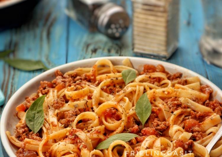pasta-bolognaise