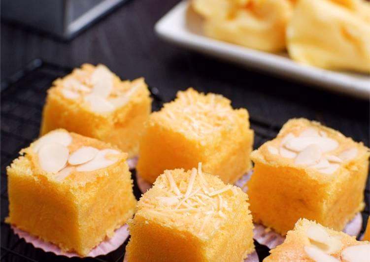 Bolu Tapai Keju Almond #homemadebylita