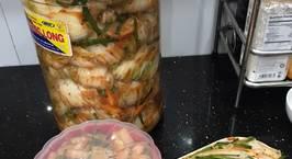 Hình ảnh món Kim chi cải thảo- kim chi củ cải- kim chi dưa leo