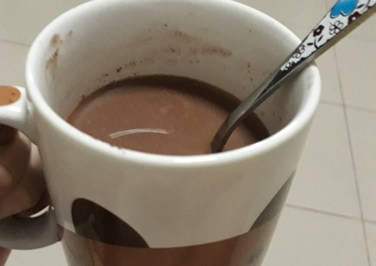 Hot Milk Chocolate (versi 2)😊