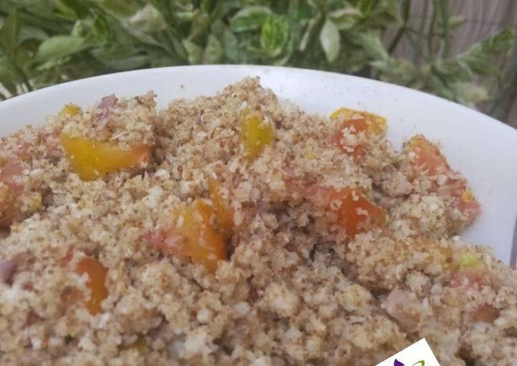 Recipe of Any-night-of-the-week Dambun gari