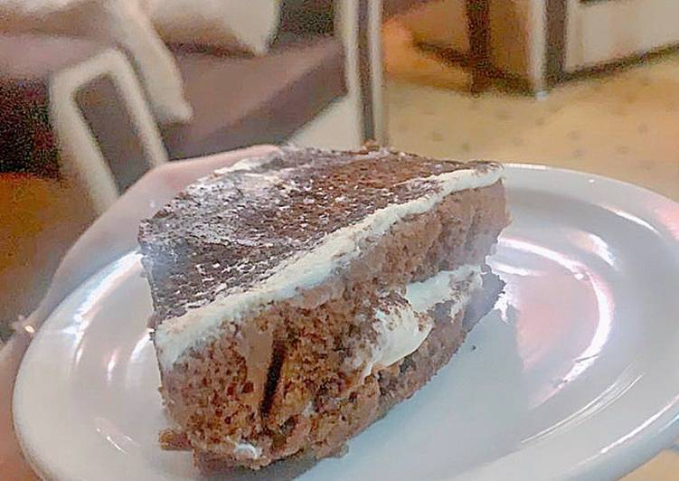 Gâteau au mascarpone ?