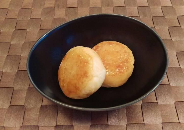 """Step-by-Step Guide to Prepare Homemade """"Imo-mochi,"""" sticky potato cake"""