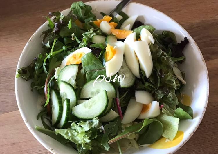 Salade Saus Mayonnaise+Yoghurt