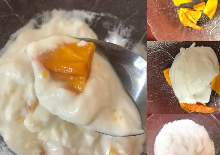 Dry Mango Yoghurt