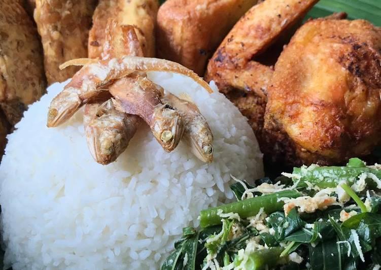 Nasi Lenggang 7 Bulan #chefzam - velavinkabakery.com