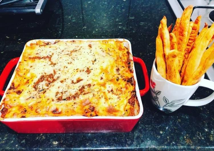 Recipe: Perfect Homemade Moussaka