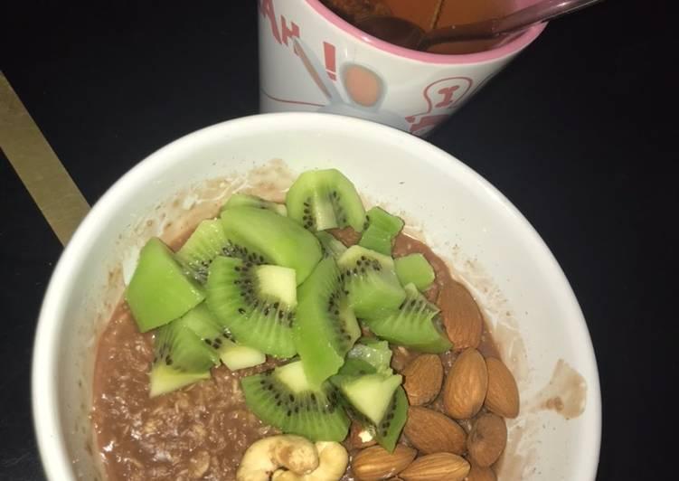 Porridge 🥣