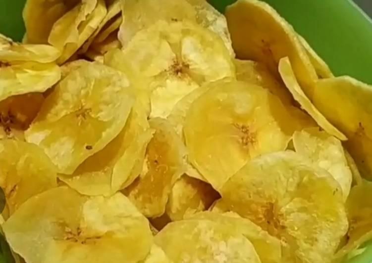 Keripik pisang original